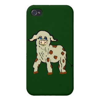 Bessie Long Ears Moo iPhone Case Cases For iPhone 4