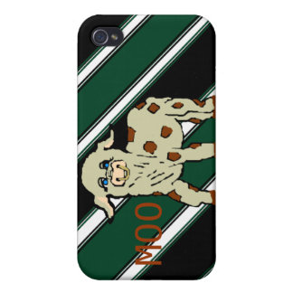 Bessie Long Ears Moo iPhone Case iPhone 4 Cover