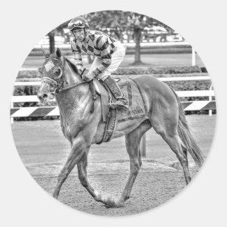 Bessie's Boy Sanford Stakes Classic Round Sticker