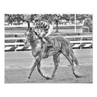 Bessie's Boy Sanford Stakes Photographic Print