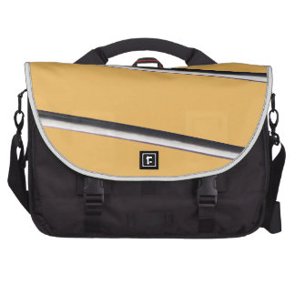 Besswax Fashion Color And Steel Bar Pattern Laptop Computer Bag