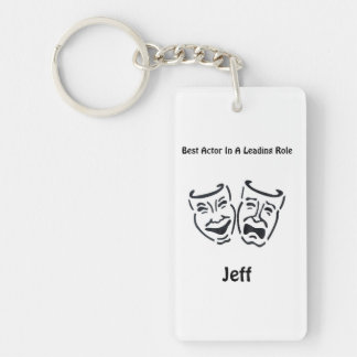 Best Actor/Lead Role: Jeff Keychain