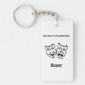Best Actor/Lead Role: Roger Keychain
