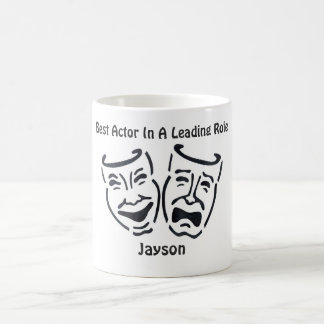 Best Actor/Leading Role: Jayson Classic White Coffee Mug