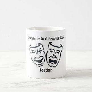 Best Actor/Leading Role: Jordan Classic White Coffee Mug