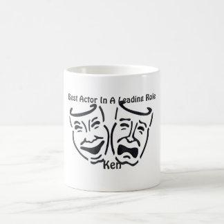 Best Actor/Leading Role: Ken Coffee Mug