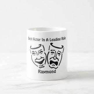 Best Actor/Leading Role: Raymond Classic White Coffee Mug
