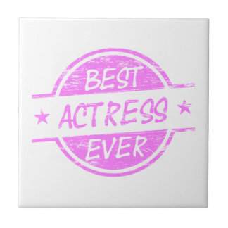 Best Actress Ever Pink.png Tile