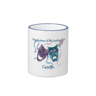 Best Actress/Leading Role: Catelyn Ringer Coffee Mug