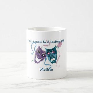 Best Actress/Leading Role: Melissa Coffee Mug