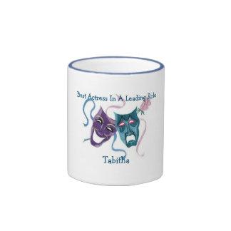 Best Actress/Leading Role: Tabitha Coffee Mug