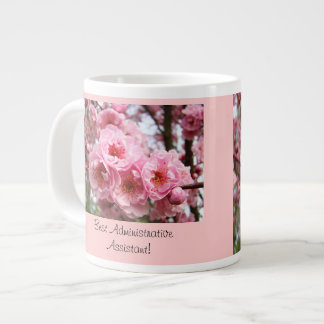 Best Administrative Assistant gift BIG Mugs