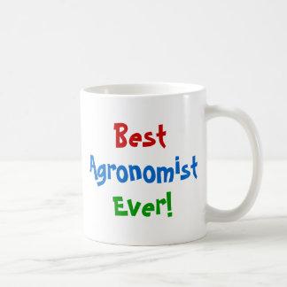 Best Agronomist Ever Classic White Coffee Mug