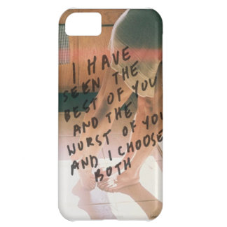Best and worst of you. iPhone 5C case