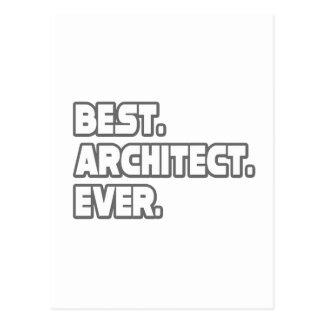 Best Architect Ever Postcards