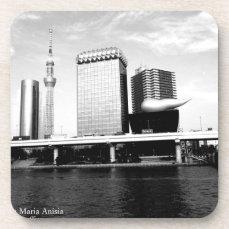 """ Best Art  日本  トップアーティスト フォトグラファー 写真家 デザイナー アート "" Beverage Coaster"