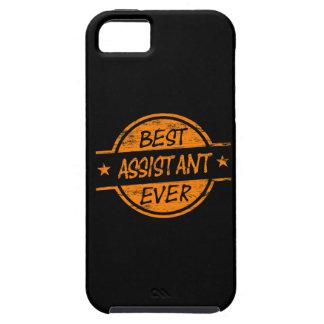 Best Assistant Ever Orange iPhone SE/5/5s Case