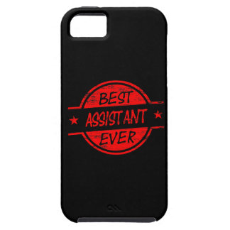 Best Assistant Ever Red iPhone SE/5/5s Case