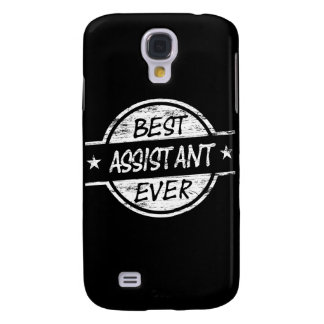 Best Assistant Ever White Samsung Galaxy S4 Cover