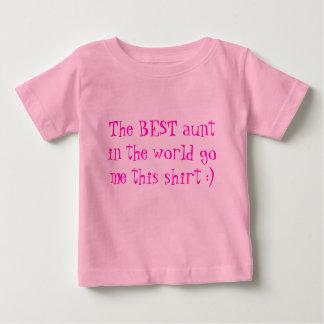best aunt baby T-Shirt