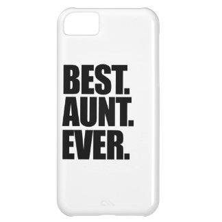 Best aunt ever iPhone 5C cases