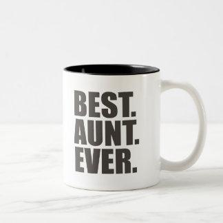 Best Aunt Ever Coffee Mug