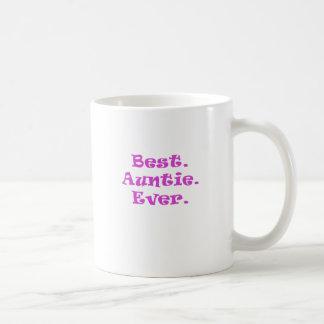 Best Auntie Ever Coffee Mug