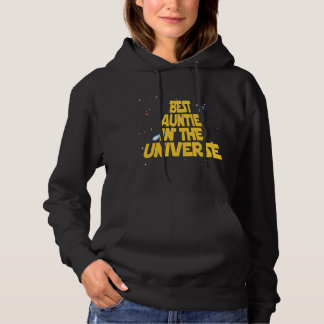 Best Auntie In The Universe Tee Shirt