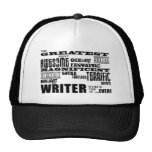 Best Authors and Writers : Greatest Writer Mesh Hat