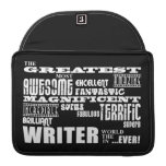 Best Authors and Writers : Greatest Writer Sleeves For MacBooks