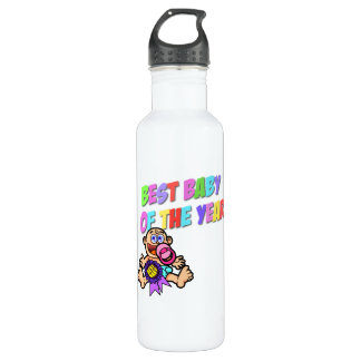 Best Baby Of The Year 24oz Water Bottle