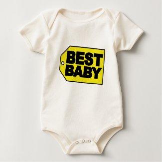 Best Baby T-Shirt shirt