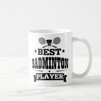 Best Badminton Player Coffee Mug