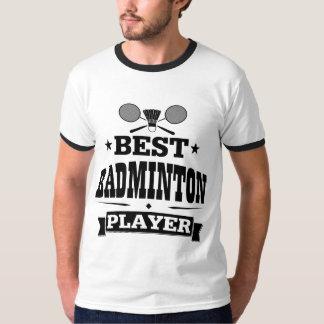 Best Badminton Player T-Shirt