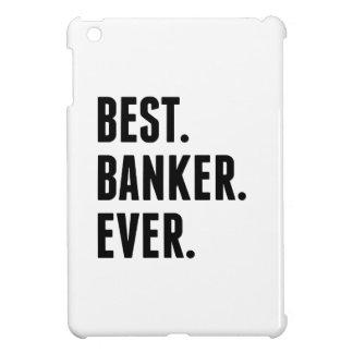 Best Banker Ever iPad Mini Cases