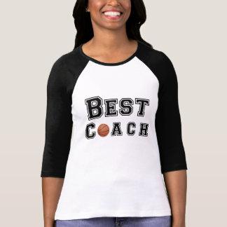 Best Basketball Coach T-Shirt
