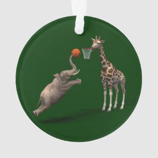 Best Basketball Scorer Ornament