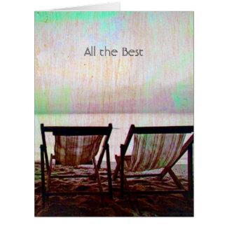best beach chairs big card