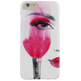 Best Beauty Artist Brush Barely There iPhone 6 Plus Case