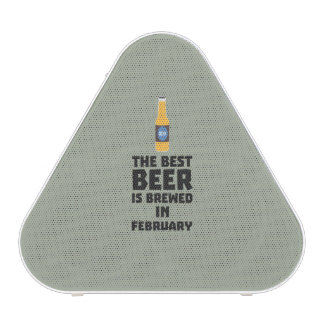 Best Beer is brewed in February Z4i8g Bluetooth Speaker