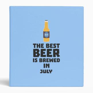 Best Beer is brewed in July Z4kf3 Binder