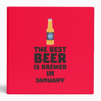 Best Beer is brewed in May Z96o7 Binder