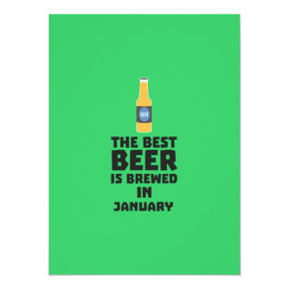 Best Beer is brewed in May Z96o7 Card