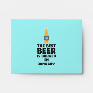 Best Beer is brewed in May Z96o7 Envelope