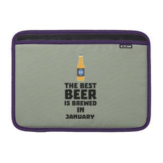Best Beer is brewed in May Z96o7 MacBook Sleeve