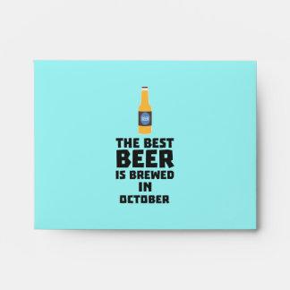 Best Beer is brewed in October Z5k5z Envelope