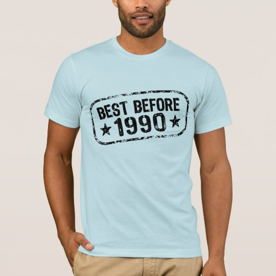 Best Before 1990 T-Shirt
