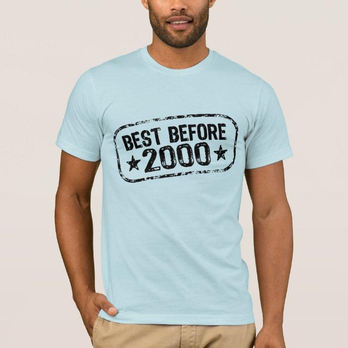 Best Before 2000 T-Shirt