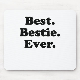 Best Bestie Ever Mouse Pad