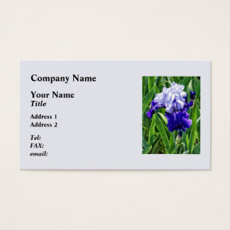 Best Bet Iris Business Card